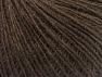 Fiberinnehåll 55% Akryl, 25% Alpacka, 20% Ull, Brand ICE, Dark Brown, fnt2-58489