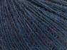 Fasergehalt 55% Acryl, 25% Alpaka, 20% Wolle, Brand ICE, Dark Blue, fnt2-58492