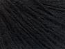 Fiber indhold 74% Uld, 24% Polyamid, 2% Elastan, Brand ICE, Black, Yarn Thickness 2 Fine  Sport, Baby, fnt2-58507