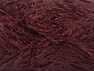 Fiber indhold 95% Viskose, 5% Polyamid, Brand ICE, Burgundy, Yarn Thickness 3 Light  DK, Light, Worsted, fnt2-58536