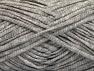 Fasergehalt 50% Polyamid, 30% Wolle, 20% Acryl, Light Grey, Brand ICE, fnt2-58549