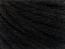 Contenido de fibra 60% Acrílico, 40% Lana, Brand ICE, Black, fnt2-58681