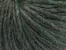 Contenido de fibra 50% Lana Merino, 25% Acrílico, 25% Alpaca, Brand ICE, Dark Green Melange, fnt2-58926