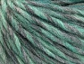 Fiber Content 50% Acrylic, 50% Wool, Turquoise, Mint Green, Brand ICE, Grey, fnt2-58948