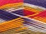 Περιεχόμενο ίνας 80% Ακρυλικό, 20% Πολυαμίδη, Yellow, White, Lilac, Brand ICE, Fuchsia, Beige, Yarn Thickness 4 Medium  Worsted, Afghan, Aran, fnt2-58998