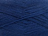 Vezelgehalte 75% superwash wol, 25% Polyamide, Navy, Brand ICE, Yarn Thickness 1 SuperFine  Sock, Fingering, Baby, fnt2-59000