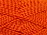 Vezelgehalte 75% superwash wol, 25% Polyamide, Orange, Brand ICE, Yarn Thickness 1 SuperFine  Sock, Fingering, Baby, fnt2-59001