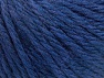 Fiber Content 60% Acrylic, 40% Wool, Brand ICE, Dark Navy, Yarn Thickness 6 SuperBulky  Bulky, Roving, fnt2-59033
