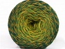 Fiber Content 75% Superwash Wool, 25% Polyamide, Brand ICE, Green Shades, Gold, Yarn Thickness 1 SuperFine  Sock, Fingering, Baby, fnt2-59068
