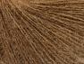 Περιεχόμενο ίνας 50% Ακρυλικό, 30% Μαλλί, 20% Μοχαίρ, Brand ICE, Brown, fnt2-59096