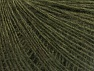 Fiber Content 50% Acrylic, 30% Wool, 20% Mohair, Brand ICE, Dark Khaki, Yarn Thickness 2 Fine  Sport, Baby, fnt2-59099