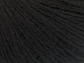 Vezelgehalte 55% Acryl, 5% Polyester, 15% Alpaca, 15% Wol, 10% Viscose, Brand ICE, Black, fnt2-59203