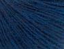 Contenido de fibra 55% Acrílico, 5% Poliéster, 15% Alpaca, 15% Lana, 10% Viscosa, Brand ICE, Dark Blue, fnt2-59217