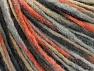 Περιεχόμενο ίνας 50% Ακρυλικό, 50% Μαλλί, Brand ICE, Grey Shades, Copper, Camel, fnt2-59316