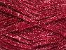 Fiber Content 75% Micro Fiber, 25% Acrylic, White, Brand ICE, Burgundy, fnt2-59325