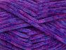 Fiber Content 75% Micro Fiber, 25% Acrylic, Purple, Neon Pink, Brand ICE, fnt2-59326
