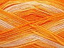 Fiberinnhold 100% Akryl, Orange Shades, Brand ICE, Cream, fnt2-59333