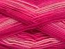 Περιεχόμενο ίνας 100% Ακρυλικό, Pink Shades, Brand ICE, Fuchsia, fnt2-59335