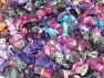 Magic Glitz Leftover This lot consists of about 100 hanks of Magic Glitz leftover yarn. The total weight is 2000 gr (70.5 oz.). Fiber Content 95% Acrylic, 5% Lurex, Brand ICE, fnt2-59532