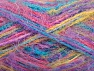 Fiber Content 60% Acrylic, 40% Polyamide, Yellow, Turquoise, Pink, Lilac, Brand ICE, Yarn Thickness 4 Medium  Worsted, Afghan, Aran, fnt2-59691