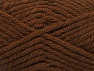 Fiber Content 100% Acrylic, Brand ICE, Brown, Yarn Thickness 6 SuperBulky  Bulky, Roving, fnt2-59737
