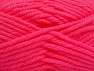 Conţinut de fibre 100% Acrilic, Neon Pink, Brand ICE, fnt2-59741
