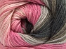 Vezelgehalte 70% Acryl, 30% Merino wol, Pink Shades, Brand ICE, Grey Shades, Brown, fnt2-59771