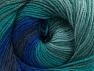 Vezelgehalte 70% Acryl, 30% Merino wol, Navy, Brand ICE, Green Shades, Blue Shades, fnt2-59776