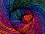 Vezelgehalte 70% Acryl, 30% Merino wol, Turquoise, Purple, Orange, Brand ICE, Green, Fuchsia, fnt2-59779