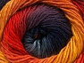 Fiberinnhold 50% Akryl, 50% Ull, Yellow, Red, Orange, Brand ICE, Gold, Blue Shades, fnt2-59787