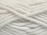 Conţinut de fibre 100% Acrilic, White, Brand ICE, fnt2-59789