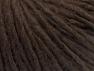 Fiber Content 50% Acrylic, 50% Wool, Brand ICE, Coffee Brown, Yarn Thickness 4 Medium  Worsted, Afghan, Aran, fnt2-59799