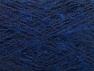 Contenido de fibra 40% Angora, 25% Poliamida, 20% Acrílico, 15% Mohair, Navy, Brand ICE, Blue, fnt2-59980