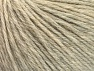 Fiber Content 55% Baby Alpaca, 45% Superwash Extrafine Merino Wool, Light Grey Melange, Brand ICE, fnt2-59996