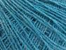 Vezelgehalte 50% Wol, 50% Acryl, Turquoise, Brand ICE, fnt2-60039