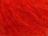 Contenido de fibra 45% Acrílico, 25% Lana, 20% Mohair, 10% Poliamida, Brand ICE, Dark Orange, fnt2-60056