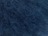 Fiber Content 45% Acrylic, 25% Wool, 20% Mohair, 10% Polyamide, Navy, Brand ICE, Yarn Thickness 4 Medium  Worsted, Afghan, Aran, fnt2-60061