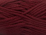 Vezelgehalte 100% Acryl, Brand ICE, Dark Burgundy, Yarn Thickness 6 SuperBulky  Bulky, Roving, fnt2-60095