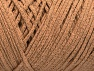 Fiber Content 100% Cotton, Brand ICE, Cafe Latte, Yarn Thickness 5 Bulky  Chunky, Craft, Rug, fnt2-60162