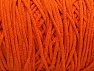 Fiber Content 100% Cotton, Orange, Brand ICE, Yarn Thickness 5 Bulky  Chunky, Craft, Rug, fnt2-60168