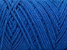 Fiber Content 100% Cotton, Brand ICE, Blue, Yarn Thickness 5 Bulky  Chunky, Craft, Rug, fnt2-60176