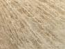 Fiber Content 7% Viscose, 38% Acrylic, 23% Polyamide, 18% Wool, 14% Alpaca, Brand ICE, Cream melange, fnt2-60205