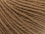 Vezelgehalte 100% Merino wol, Brand ICE, Camel, Yarn Thickness 4 Medium  Worsted, Afghan, Aran, fnt2-60243