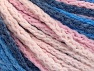 Fiber Content 50% Acrylic, 50% Polyamide, Pink Shades, Brand ICE, Blue Shades, Yarn Thickness 4 Medium  Worsted, Afghan, Aran, fnt2-60443