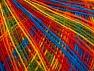 Fiber Content 100% Acrylic, Rainbow, Brand ICE, fnt2-60452