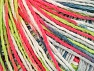 Fiber Content 100% Acrylic, White, Neon Pink, Neon Green, Jeans Blue, Brand ICE, Grey, fnt2-60468