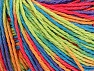 Fiber Content 100% Acrylic, Salmon, Purple, Orange, Brand ICE, Green, Blue, fnt2-60470