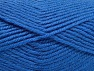Fiber Content 50% Acrylic, 25% Alpaca, 25% Wool, Brand ICE, Blue, Yarn Thickness 5 Bulky  Chunky, Craft, Rug, fnt2-60865