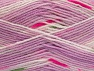 Fiber Content 100% Baby Acrylic, Pink, Lilac Shades, Brand ICE, Green, Yarn Thickness 2 Fine  Sport, Baby, fnt2-60873