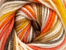 Fiber Content 100% Premium Acrylic, Yellow, White, Orange, Brand ICE, Gold, Camel, Brown, Yarn Thickness 3 Light  DK, Light, Worsted, fnt2-60879
